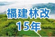 福建林改15年
