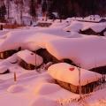 黑龙江省雪乡国家森林公园
